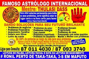 Mestre Thulasi Dass