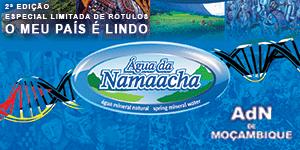Água da Namaacha