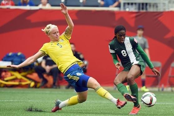 Suécia 3 - 3 Nigéria