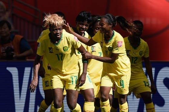 Camarôes 6 - 0 Equador