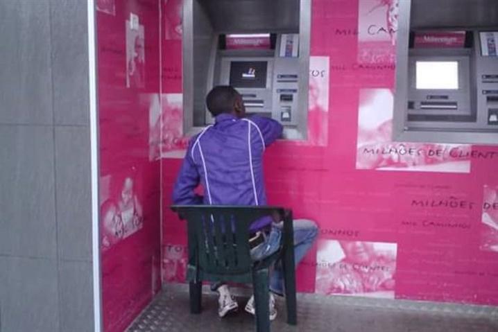 Enquanto o ATM não arranca... bom descanso