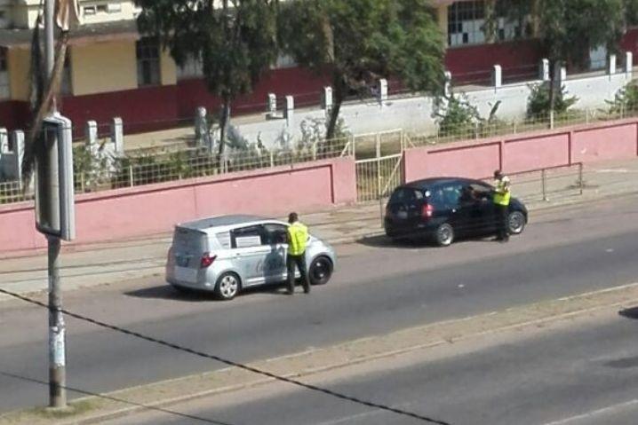 Polícia Municipal já iniciou processo de fiscalização de viaturas