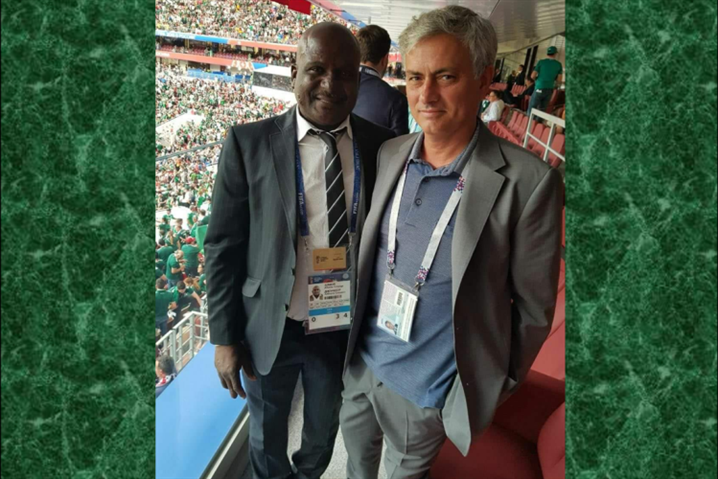 Mourinho e Simango(FMF): Negociações para os MAMBAS?