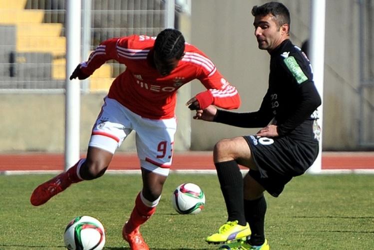 Moçambicano Clésio fecha em grande na II Liga portuguesa
