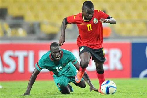Moçambique nas meias-finais do torneio da COSAFA