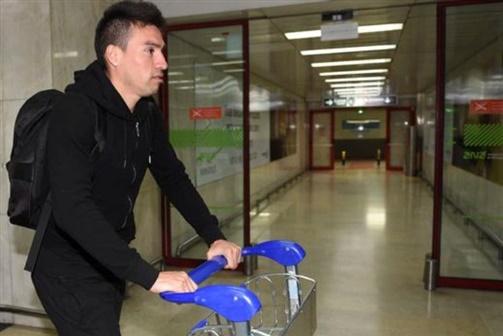 Gaitán muda-se para Old Trafford