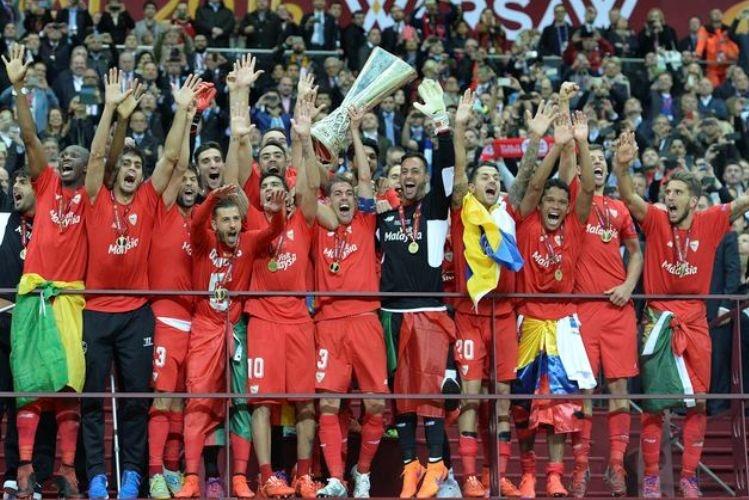Sevilha conquista Liga Europa pela 2ª vez consecutiva