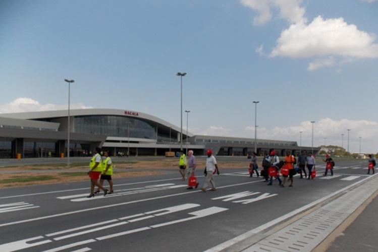 Aeroporto de Nacala deverá obter certificação internacional