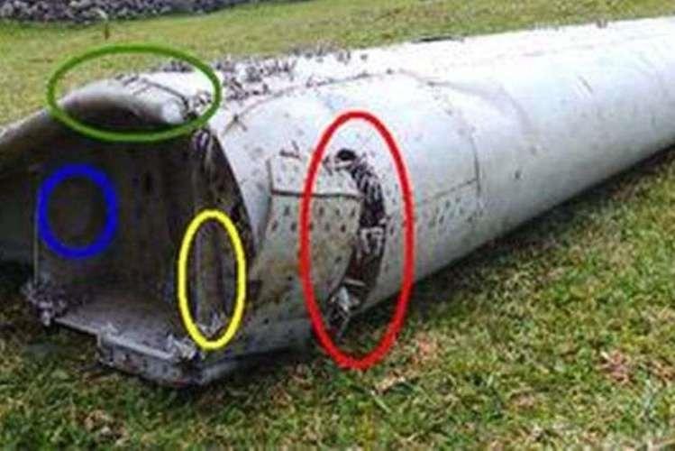 Destroços encontrados em ilha do Índico podem ser do voo MH370