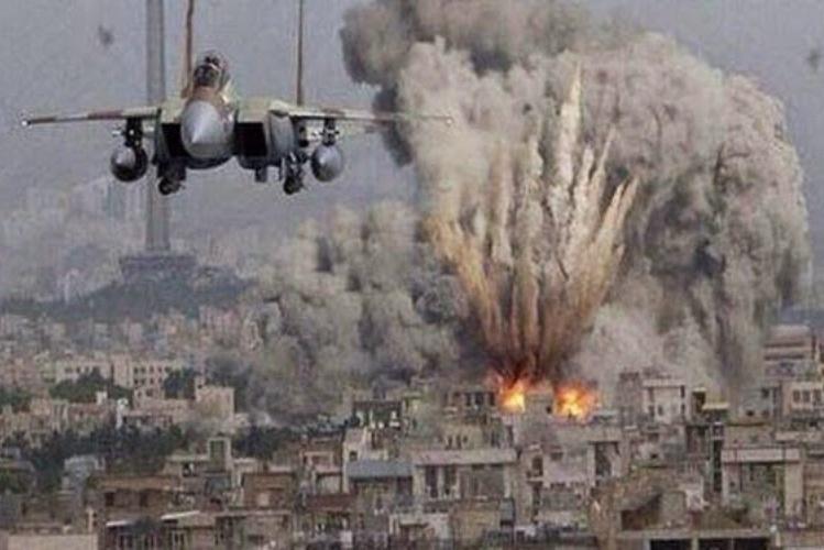 Resultado de imagem para ataque americano à Síria