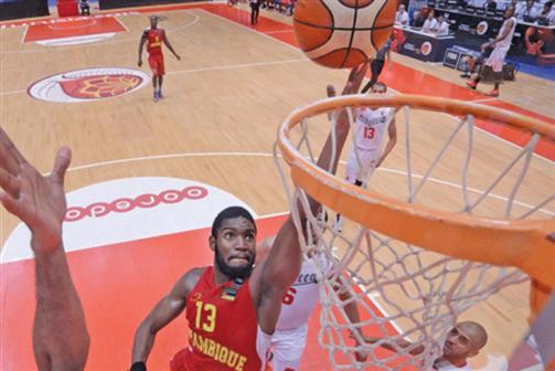 Afrobasket 2015: selecção nacional termina na 11ª posição