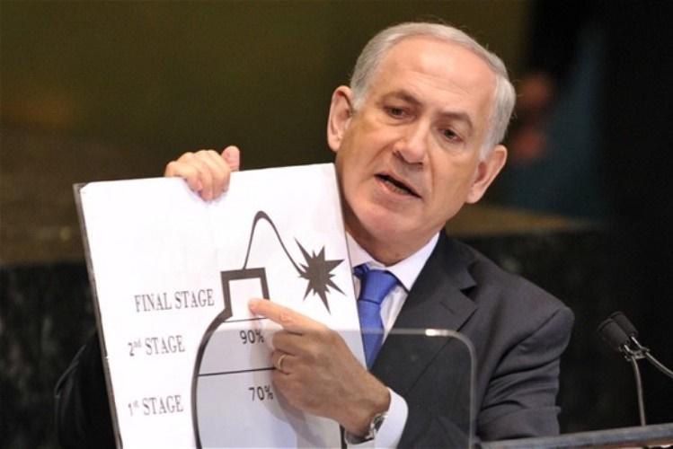 Netanyahu adverte que Teerão poderá financiar terrorismo global