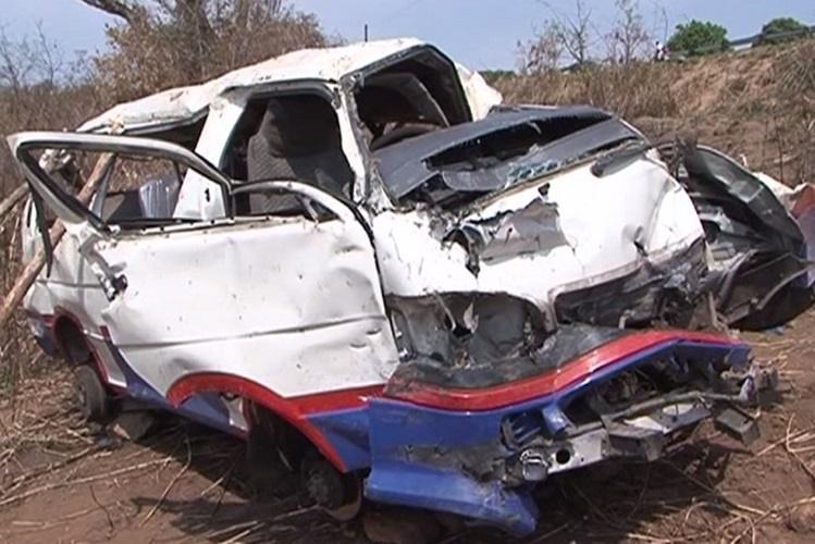 Acidentes de viação continuam a semear luto no país