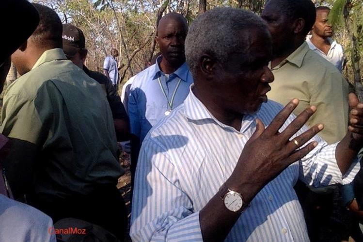 Resgate nas matas de Gorongosa Dhlakama afirma: já morri…