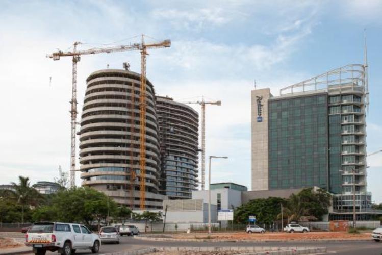 Torres Rani prontas em Novembro