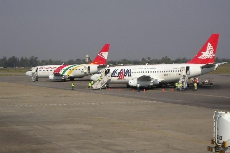 Aeroporto De Xai Xai : Folha de maputo notícias nacional cidade xai