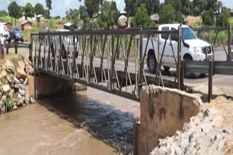 Distritos em ameaça de ficar isolados em Cabo Delgado