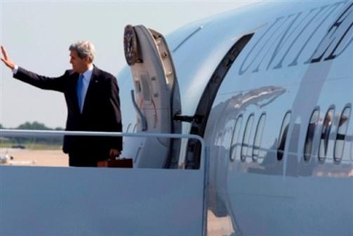 Kerry vai a Genebra em apoio ao cessar-fogo na Síria