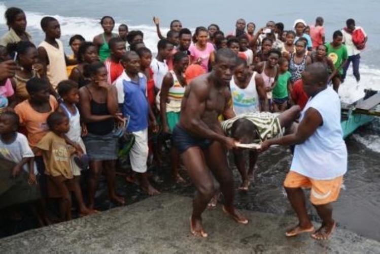 Inhambane:Mau tempo  leva à morte de pescador