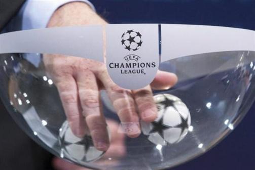Sorteio da Champions é hoje no Mónaco