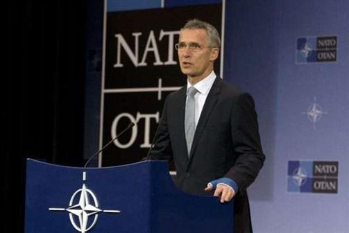 NATO apoia coligação internacional no combate contra o EI