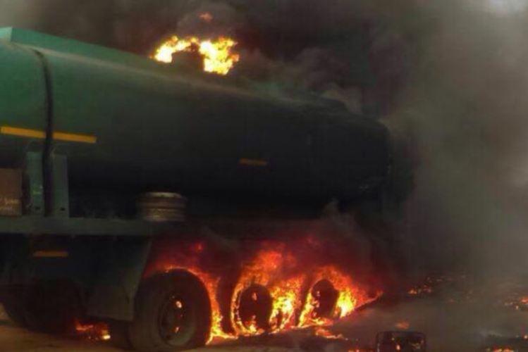 PRM solicita notificação da empresa malawiana proprietária do camião-cisterna