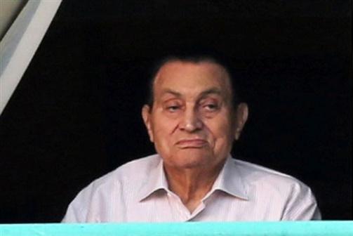 Mubarack libertado após seis anos na prisão