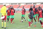 Mambas vencem Angola no Zimpeto