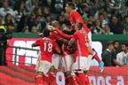 Benfica arranca empate em Alvalade