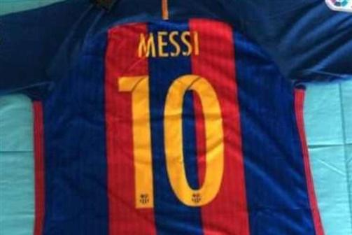 Messi foi raptado pelo Estado Islâmico