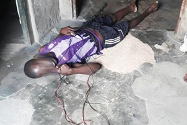 Jovem morre electrocutado em Maputo