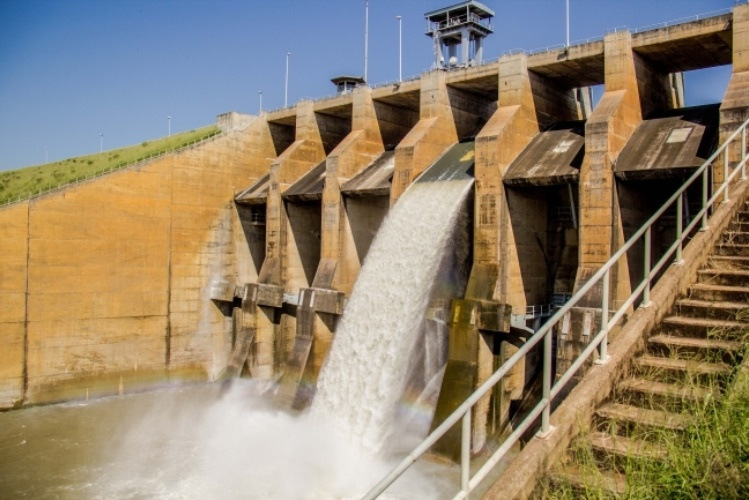 Barragens registam encaixe acentuado de água