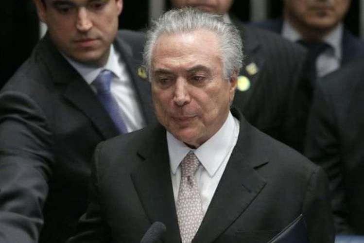 Presidente do Brasil diagnosticado com obstrução da arteira coronária