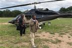 PR Nyusi esteve em Gorongosa para se encontrar com Dhlakama