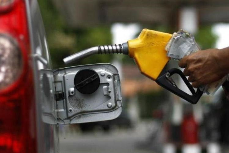 Combustíveis com novos preços desta quarta-feira