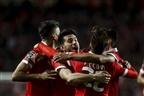 Benfica vence Chaves na Luz e fica a um ponto do Sporting (Video)