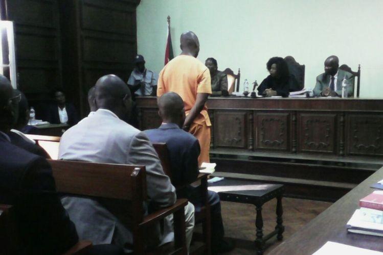 Última Hora:Zófimo condenado a 24 anos de prisão
