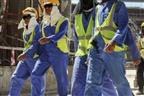 Mais de três mil trabalhadores estrangeiros suspensos
