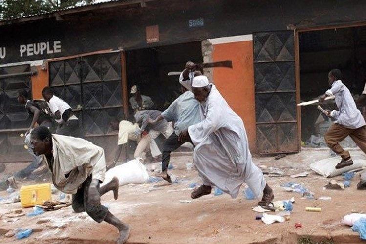 Dezoito pessoas assassinadas numa igreja na Nigéria