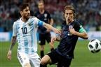 Croácia bate Argentina e já está nos oitavos