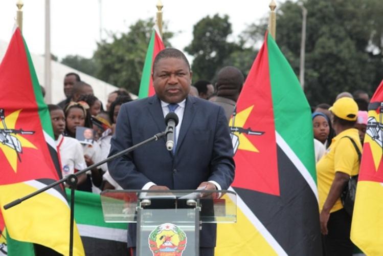 Nyusi dirige celebrações do dia da independência