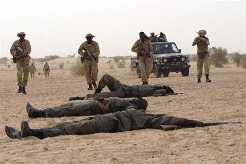 Pelo menos 32 civis da etnia fula mortos na região central do Mali