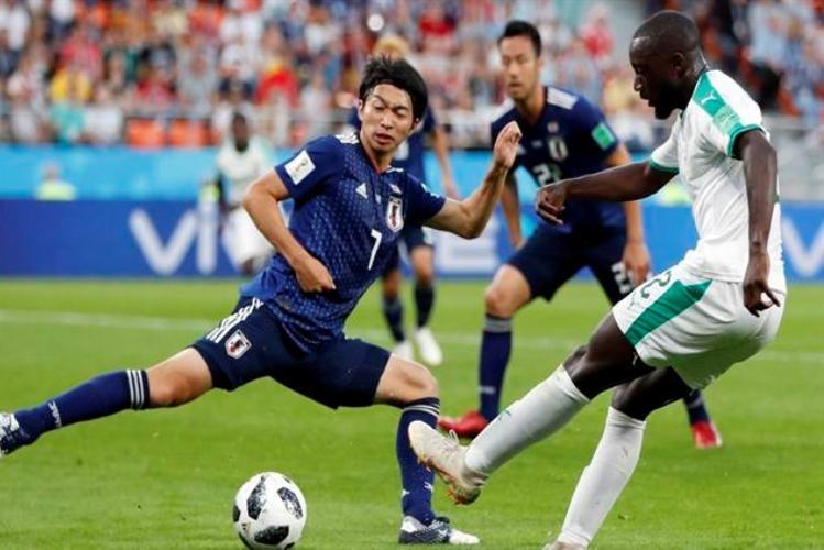 Senegal e Japão empatam a duas bolas