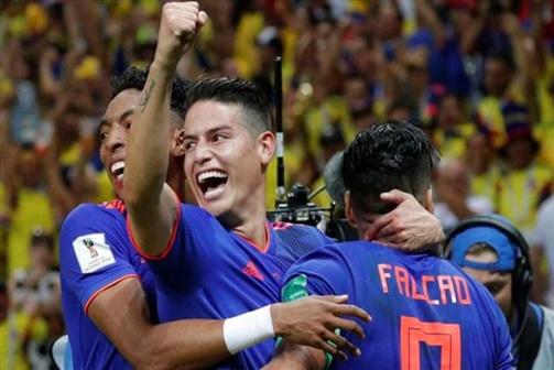 Colômbia vence e ainda sonha com o apuramento