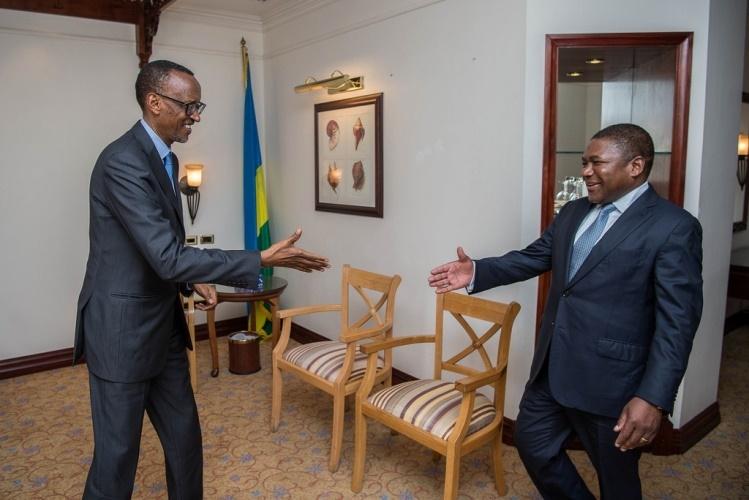 Nyusi visita a partir de hoje Ruanda