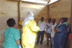 Novo surto de Ébola na RDC com 22 casos confirmados