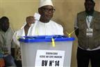Presidente do Mali reeleito na segunda volta