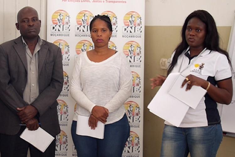 STAE já está a instruir formadores cívicos para as autárquicas