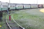 "<i>Locomotiva</i> ""descarrila"" na Matola C"