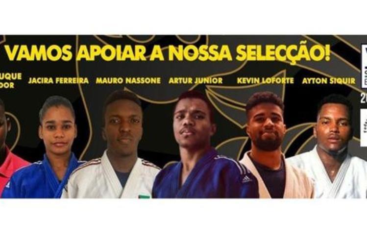 Cinco atletas no mundial de judo em Baku